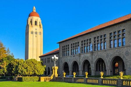 非常春藤名校斯坦福大学