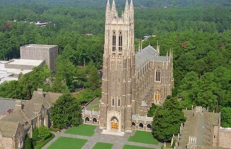非常春藤名校之一杜克大学