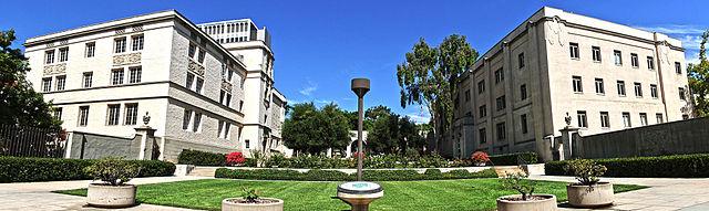 非常春藤名校之一加州理工学院