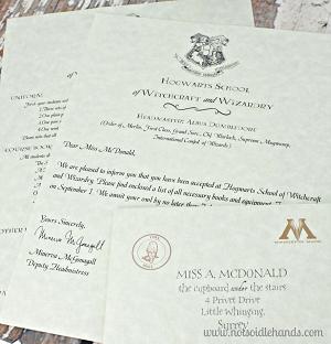 成功申请MBA的录取通知书